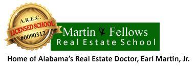 Martin fellows logo